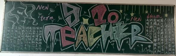 大学生就业创业黑板报版面设计图展示